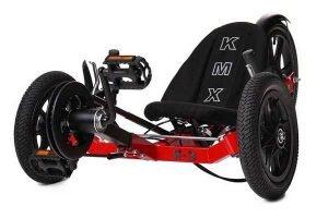 KMX K-3 Red