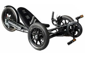 KMX K-3 Black