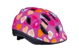 BBB Boogy kids helmets – hearts