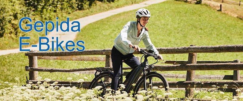 Gepida e-Bikes