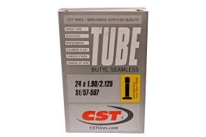 Tube Butyl Seamless 24 x 1.90/2.125