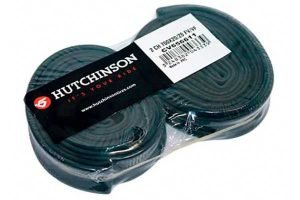 Hutchinson Inner Tube Twin Pack (700 x 20-25)
